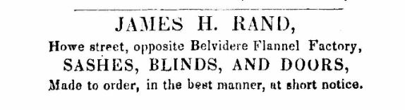 1837 Directory AD