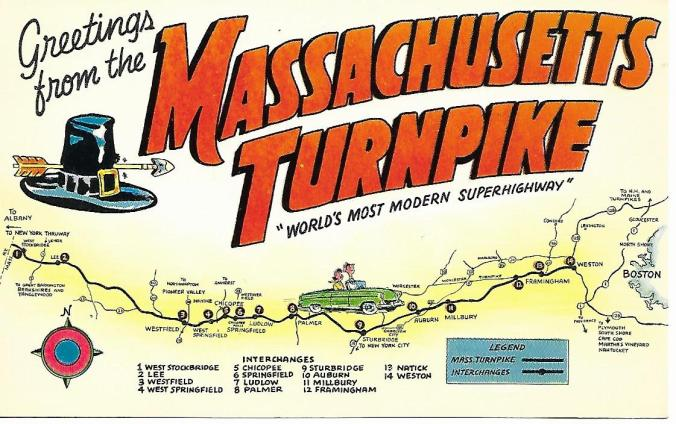Turnpike Card