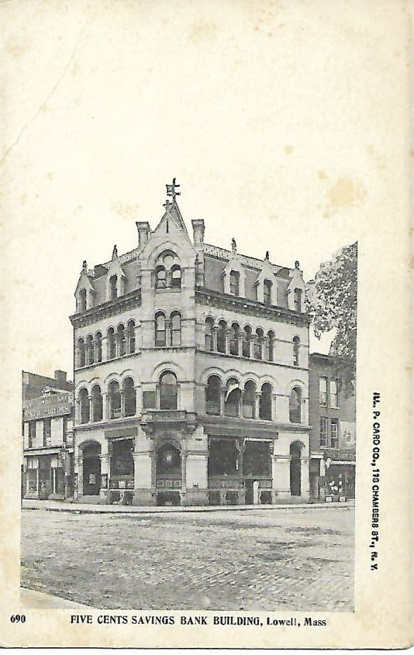 Five Cent Bank