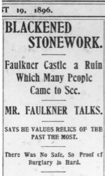 Faulkner Talks