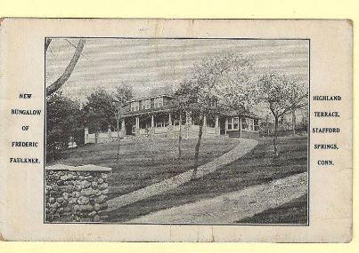 Highland Terrace House